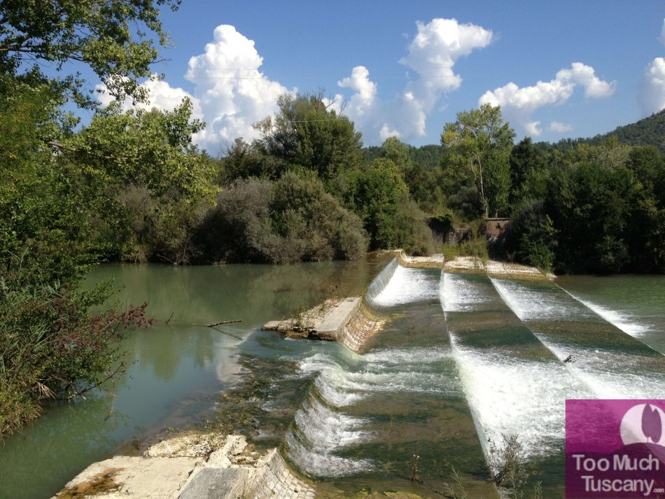 Along Tevere River