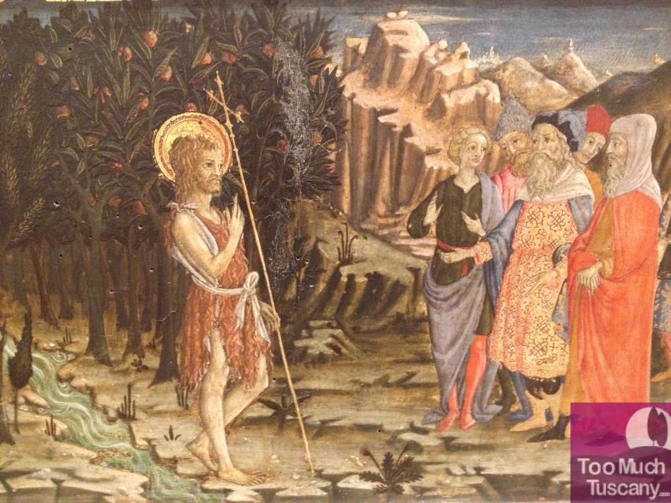 Details from Madonna della Misericordia