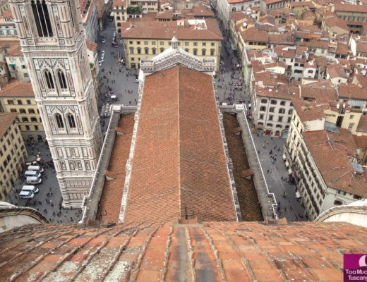 Florence Duomo from Cupola