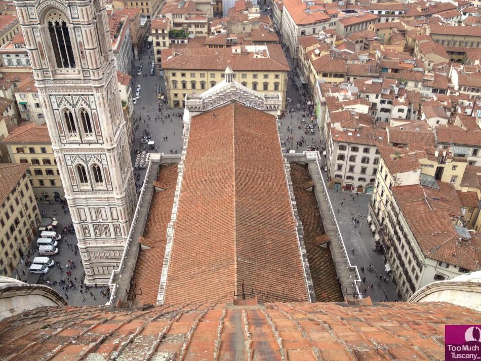 Rosone - Florence Duomo