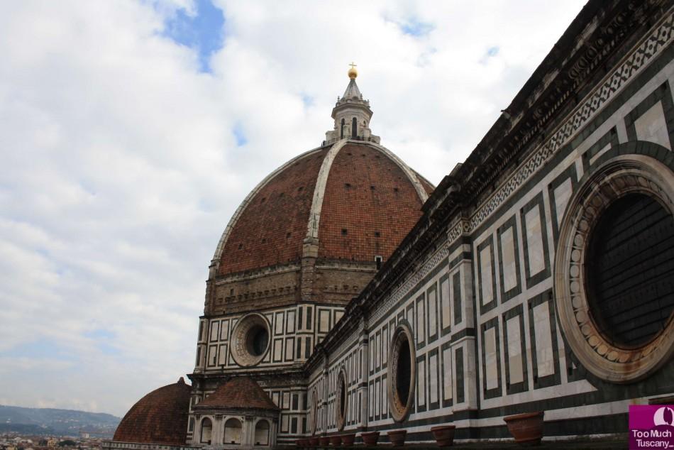 Brunelleschi's Cupola - Florence Duomo