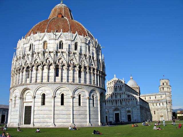 Piazza Duomo, Pisa