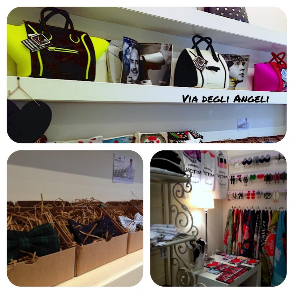 Shopping in Poggio a Caiano - La Via degli Angeli
