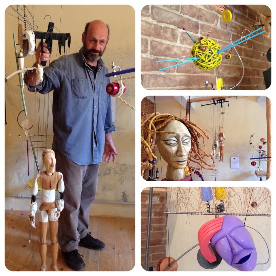 Francesco, the puppeteer