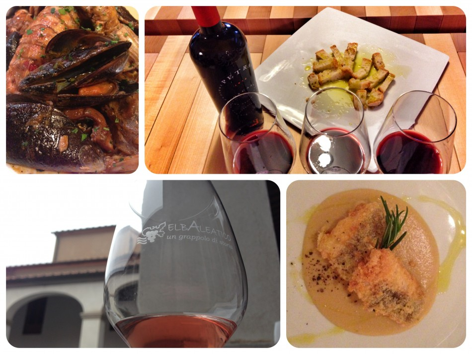 Food and wine on the Etruscan Coast