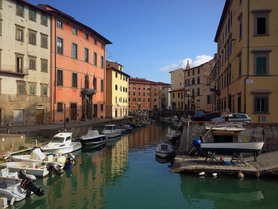 Livorno - La Venezia borough