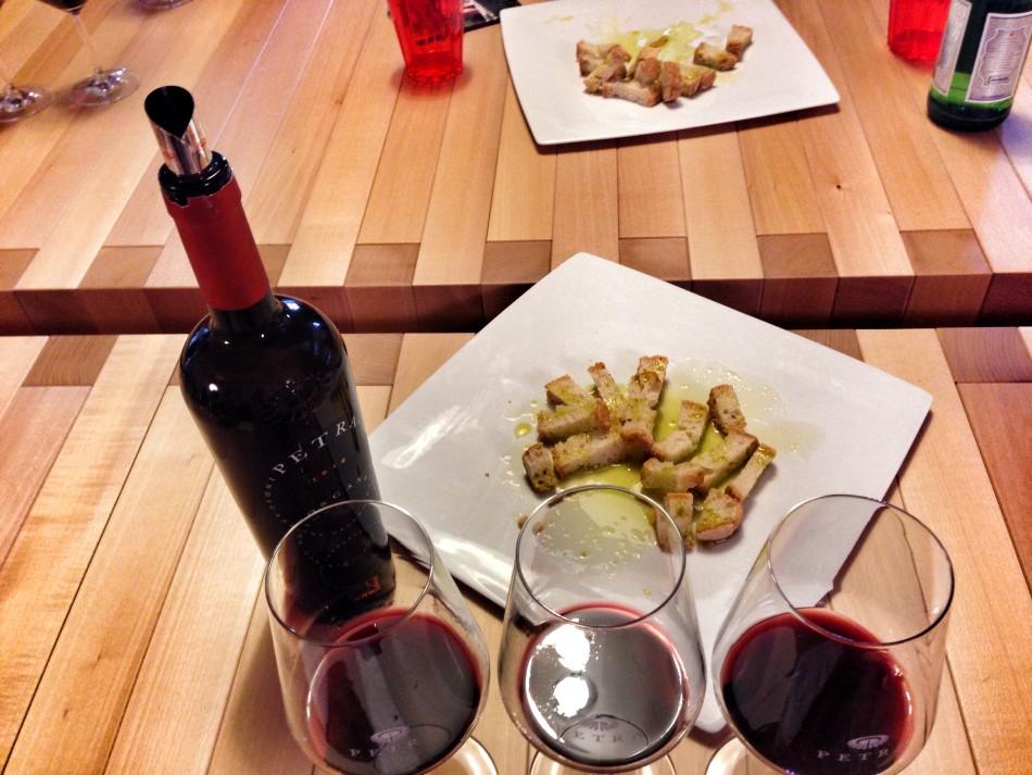 Wine tasting in Maremma