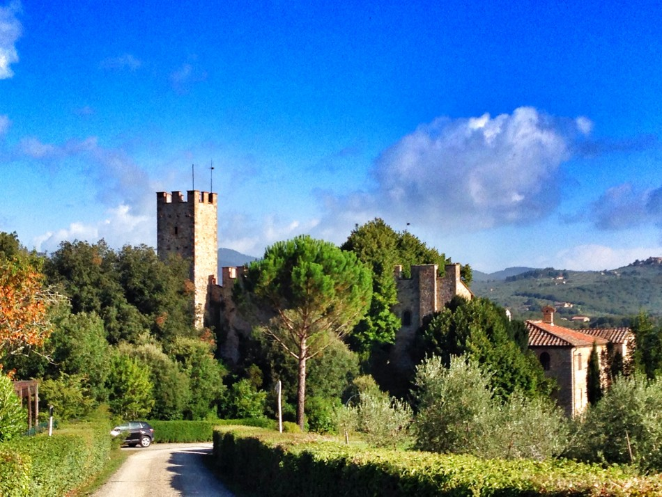 The castle of Montalto