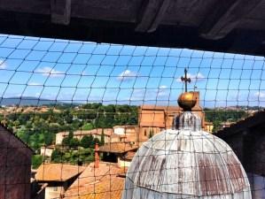 Hidden views of Siena