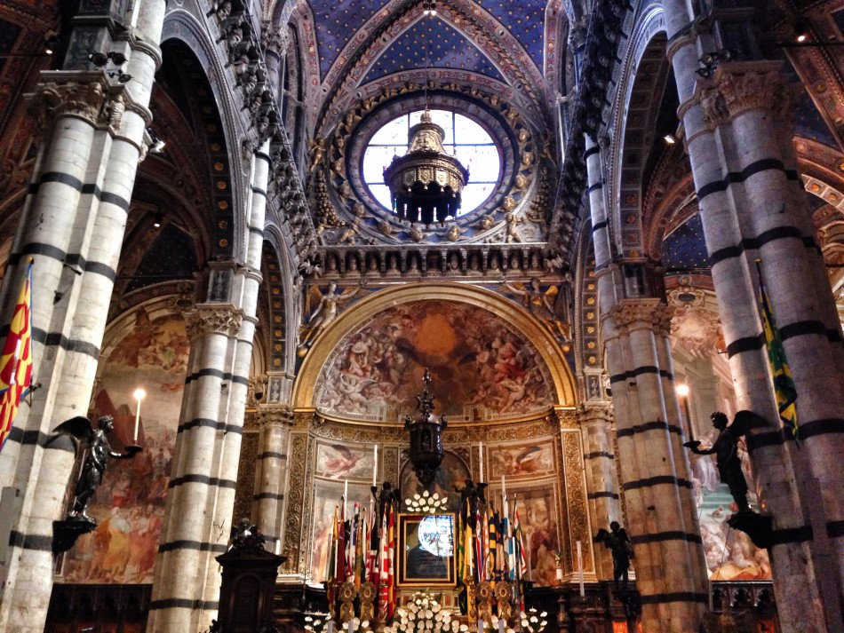 The main altar, Duomo of Siena