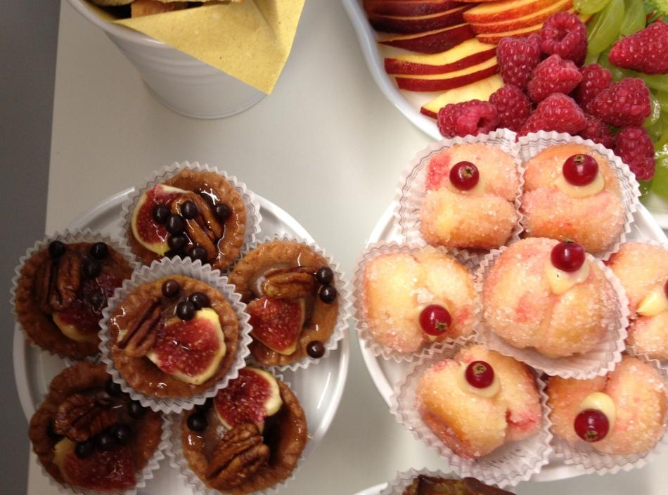 Delicoius cakes