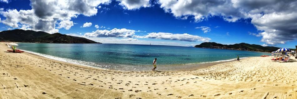 Marina di Campo - Beach