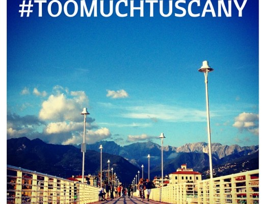 TAG #TOOMUCHTUSCANY