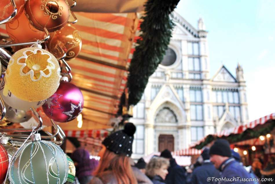 Christmas Market in Florence