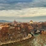 Rome from Giardino degli Aranci