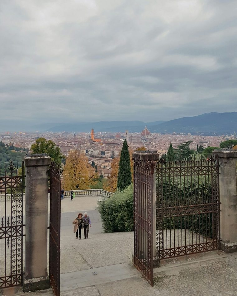 Florence from San Miniato al Monte