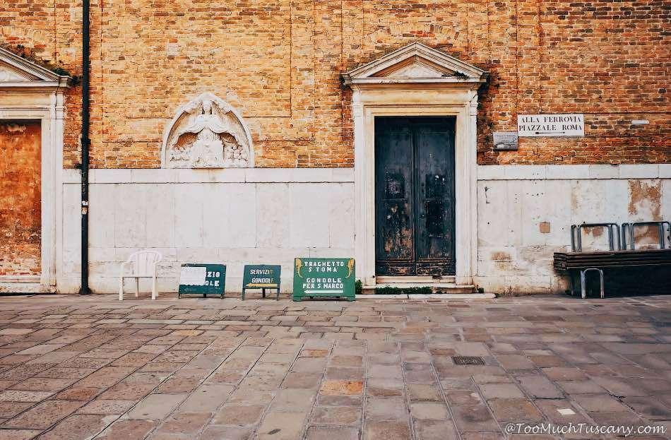 Get oriented in Venice