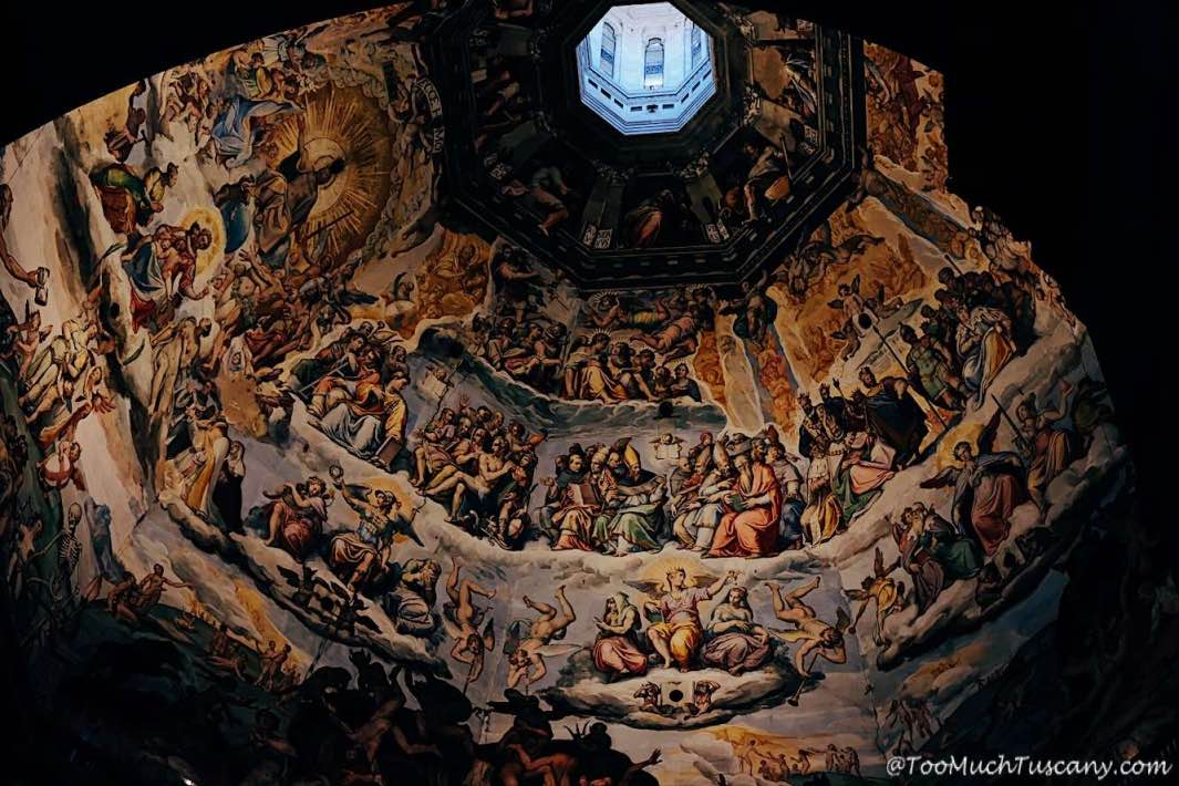 The marvelous Cupola