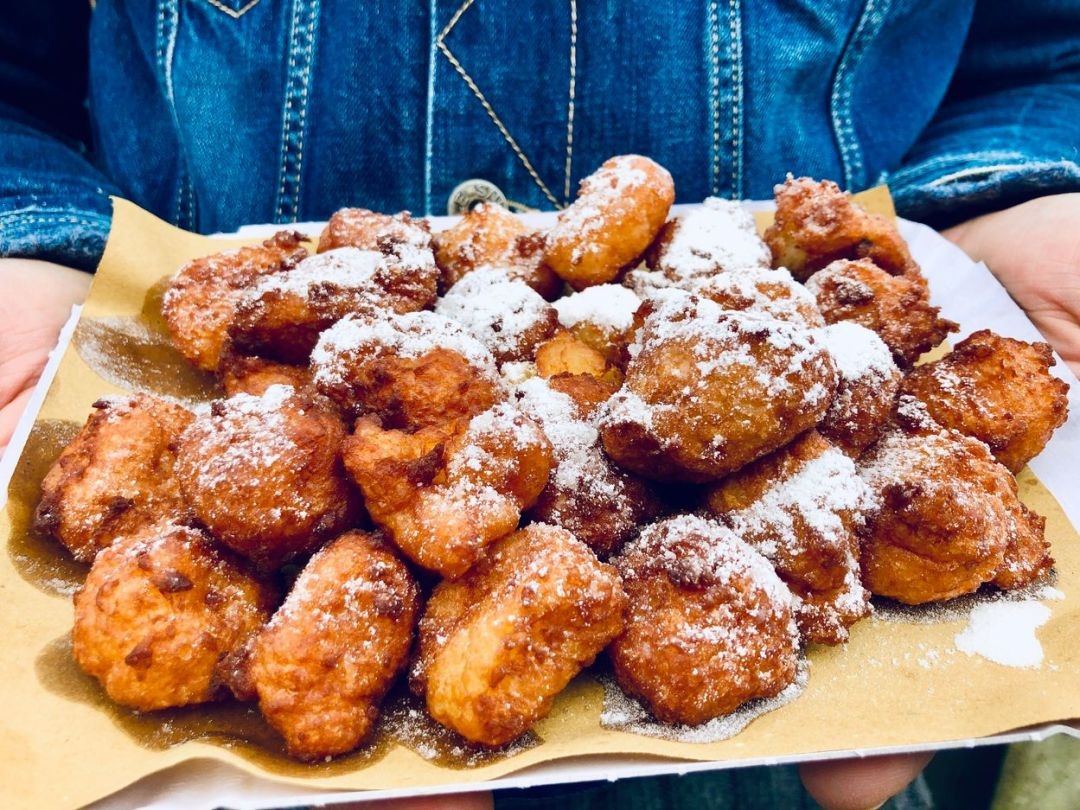 Frittelle di riso:where to eat in Florence