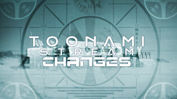 Toonami Stream Changes
