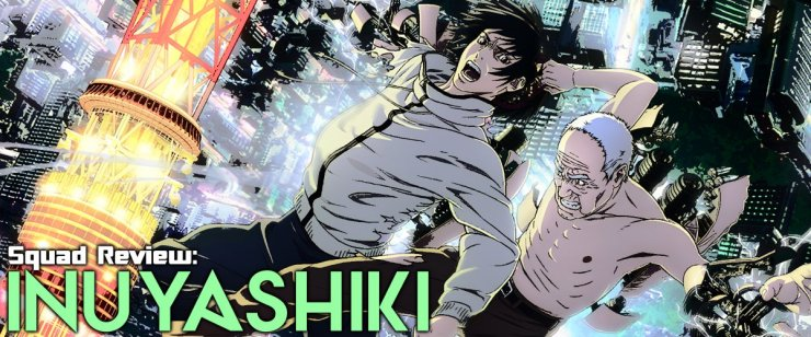 To Those Who Are Reading This You Probably Familiar With The Recent Anime Adaptation Of Inuyashiki Which As Writing Is Only One Episode Away