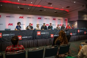 Anime Expo 2019 Day 0 - Chillin' with Voice Actors Panel