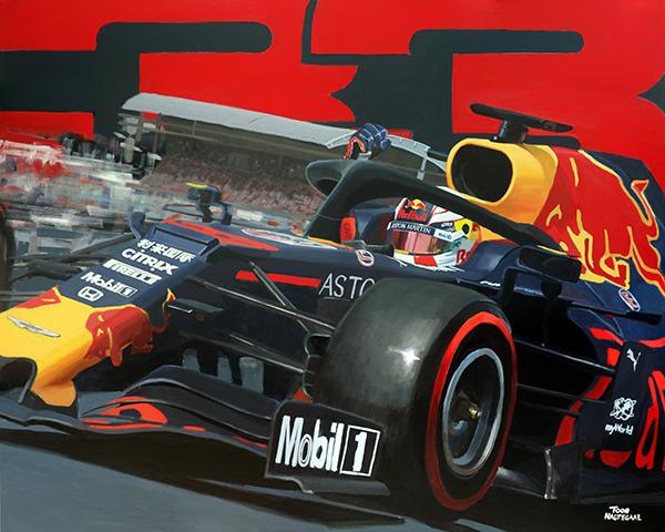 Max Verstappen wint de GP van Duitsland (2019)