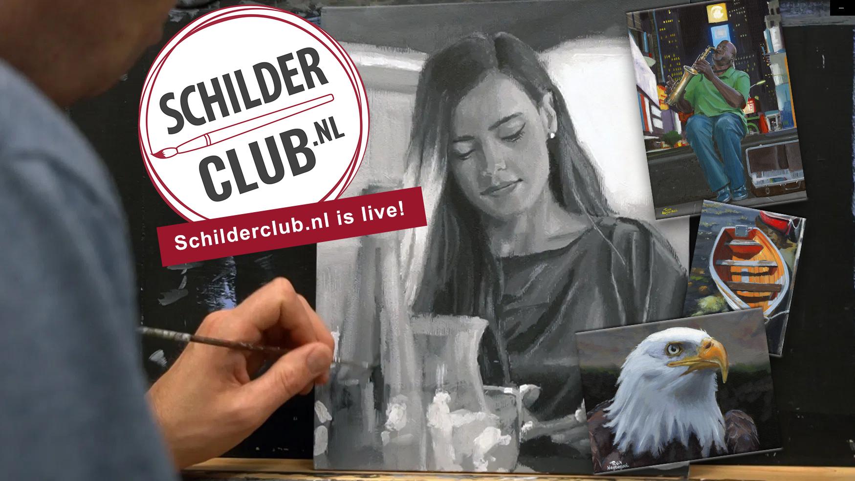 Schilderclub.nl is gestart