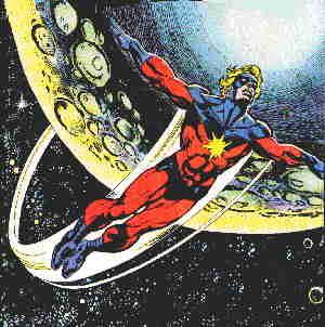 Image result for captain marvel 1970s