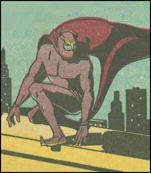 Image result for dell comics the owl