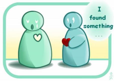 Image result for emotion heart cartoon
