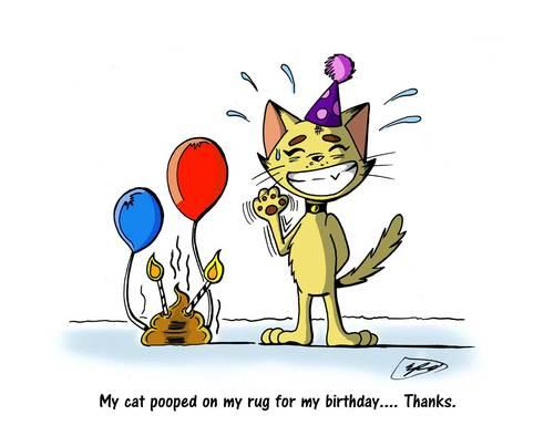 Happy Birthday By Esplesst Media Culture Cartoon Toonpool