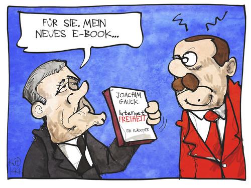 Gauck und Erdogan