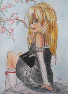 Miss Amane by Elke Lories