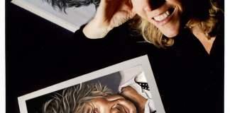 Judy Nadin is an award-winning caricaturist, illustrator & portrait artist. She studied Fine Arts painting at Newcastle Tafe & is a member of the Australian Cartoon Association.