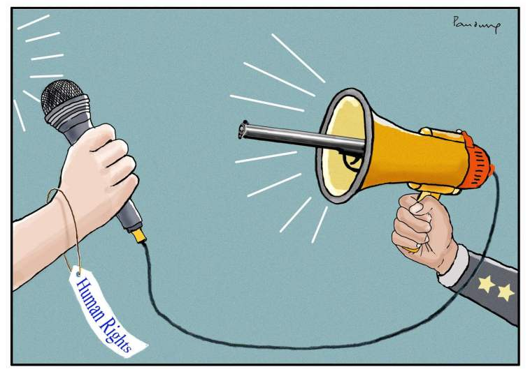 Freedom Of Speech Toons Mag