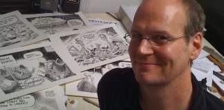 Rob Rogers cartoonist