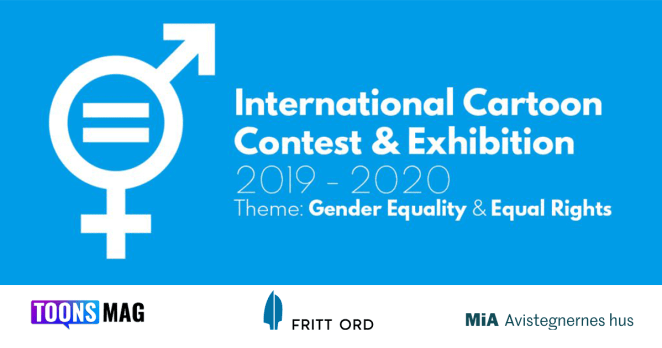 Gender Equality and Equal Rights International Cartoon Contest & Exhibition, Norway