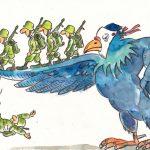 Contest: Cartoonist of The Year 2019 , by Arifur Rahman
