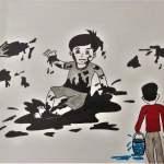 Contest: Cartoonist of the Year 2021 , by Arifur Rahman