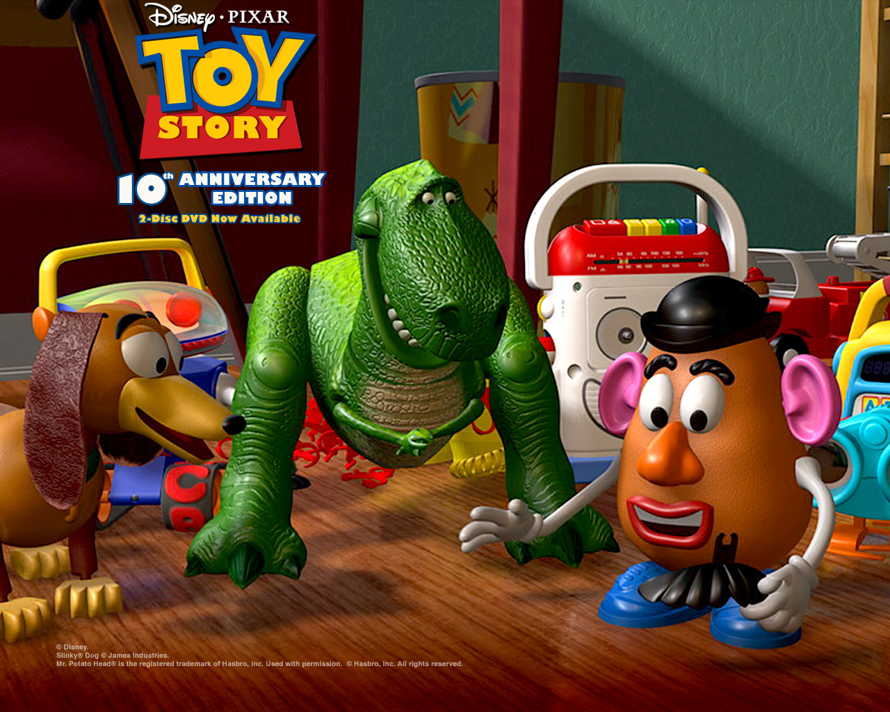 Toy Story Downloads - ToonTown Central Forums