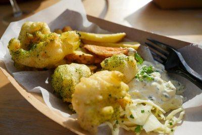 Bacchus Wijnfestival Fish & Chips | ©Toost aan Tafel