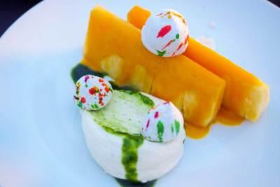 Culiair Sky Dining - Dessert ©Manon de Boer