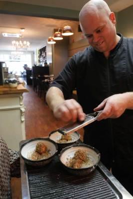 Restaurant-Zuyd-Stefan-truffel | ©Toost aan Tafel