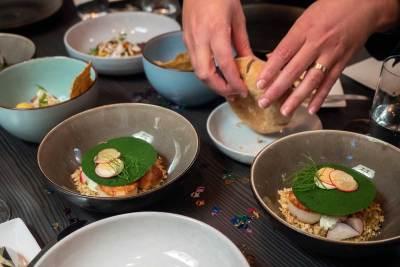 Restaurant-Zuyd-jubileummenu | ©Toost aan Tafel