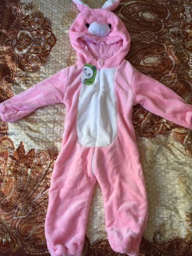2018 Cute Cartoon Baby Rompers photo review