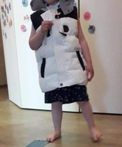 Vests Children Warm Jacket photo review