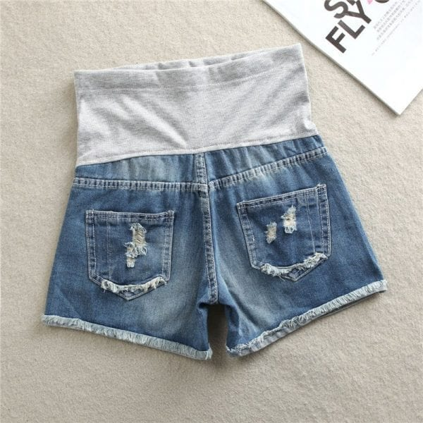2018 Maternity Shorts For Pregnant Women 1