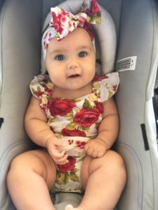 Baby Girl Bodysuit & Headband photo review