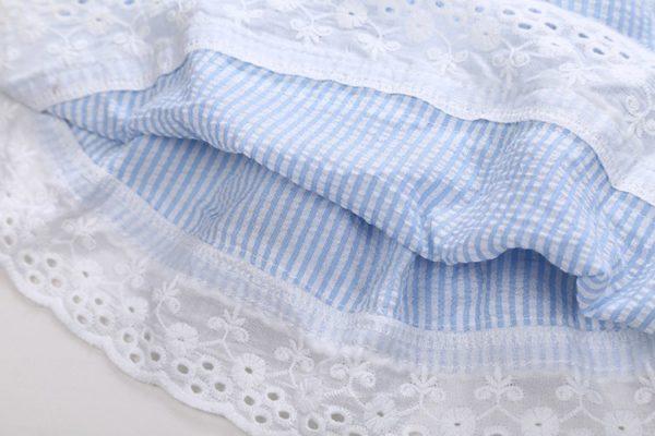 2pcs Newborn Baby Girls Bowknot Clothes 2018 Summer Striped Vest Tops + Bottoms Outfit Bebek Giyim Toddler Kids Clothing Set 3